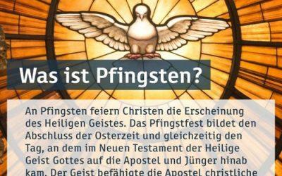Hör-Gottesdienst zu Pfingsten 2020