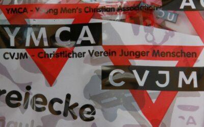 Weihnachtsbaum-Aktion des CVJM Hochelheim/Hörnsheim