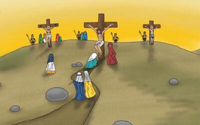 Karfreitag: Andacht für Zuhause (statt Präsenz-Gottesdienst)