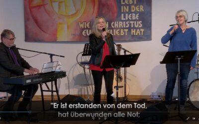 Gottesdienst zu Ostern 2021