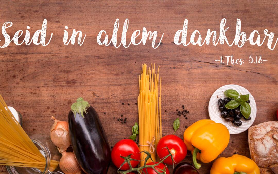 Nachrichten der Ev. Kirchengemeinde Hochelheim-Hörnsheim zum Erntedankfest 2021